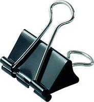 Набор биндеров 51 мм черный Axent упаковка 12шт 4405-A