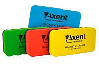 Губка для сухостираемых досок Axent малая 9802