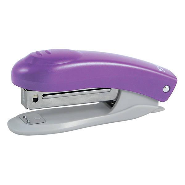 Степлер №10 Axent Welle-2 мощность12л. 4813*_Фиолетовый
