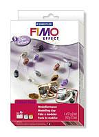 Набор FIMO для изготовления бижутерии Glam Colours 6 цв. по 57 гр. 8023-06