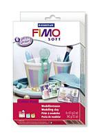 Набор FIMO для изготовления бижутерии Сandy Colours 6 цв. по 57 гр. 8023-05