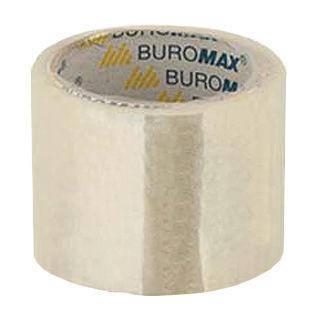 Скотч упаковочный 48мм*180м Buromax BM.7051-00 прозрачный