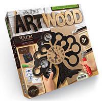 Набор для творчества DankoToys DT LBZ-01-04 Artwood часы