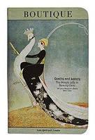 Блокнот для записей 90*140мм 80л. на резинке YES Vintage Vogue 150899