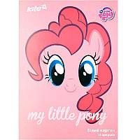 Картон белый детский для поделок А4 Kite мод 254 My Little Pony двухсторонний LP17-254