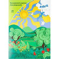 Картон цветной детский А4 KITE мод 255 Kite двухсторонний K17-255