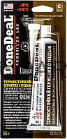 DoneDeal DD6729 Термостойкий силиконовый герметик прокладок медный, 85 г