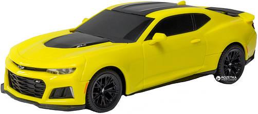 Автомодель – CAMARO ZL1 (ассорти красный, желтый, 1:26, свет, звук, инерц.), фото 2
