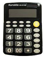 Калькулятор Karuida KK9136B Черный