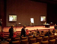 Организация конференций, семинаров, торжеств