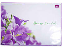 Подложка на стол 50*35 LEO Because I am a lady L5824