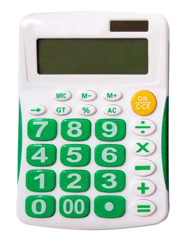Калькулятор Kenko KK9136 Зеленый