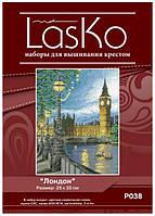 Набор для вышивания LasKo P038 Лондон