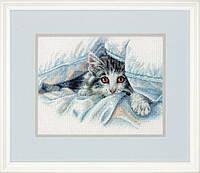 Набор для вышивания Dimensions 70-35341 Кошачий уют