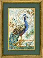 Набор для вышивания Dimensions 70-35339 Королевский павлин