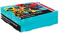 Гуашь набор 6цв. Kite мод 062 Transformers 20мл TF17-062 34335