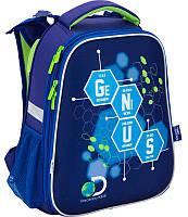 Рюкзак (ранец) школьный каркасный KITE мод 531 Discovery DC17-531M