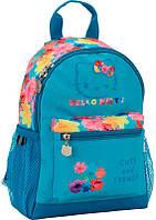Рюкзак (ранец) дошкольный Kite мини мод 534 Hello Kitty 30*22*10см HK17-534XS