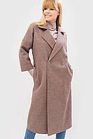 """Пальто """"ENSA"""" коричневый весна, фото 1"""