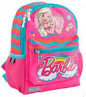 Рюкзак (ранец) дошкольный 1 Вересня Yes мини 553437 Barbie pink K-16 24,5*18*9,5см