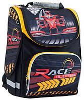 Рюкзак (ранец) 1 Вересня школьный каркасный Smart 553430 Red race PG-11 34*26*14см
