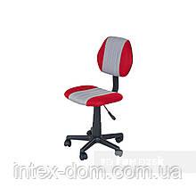 Дитяче крісло для школяра FunDesk LST4 Red / Grey