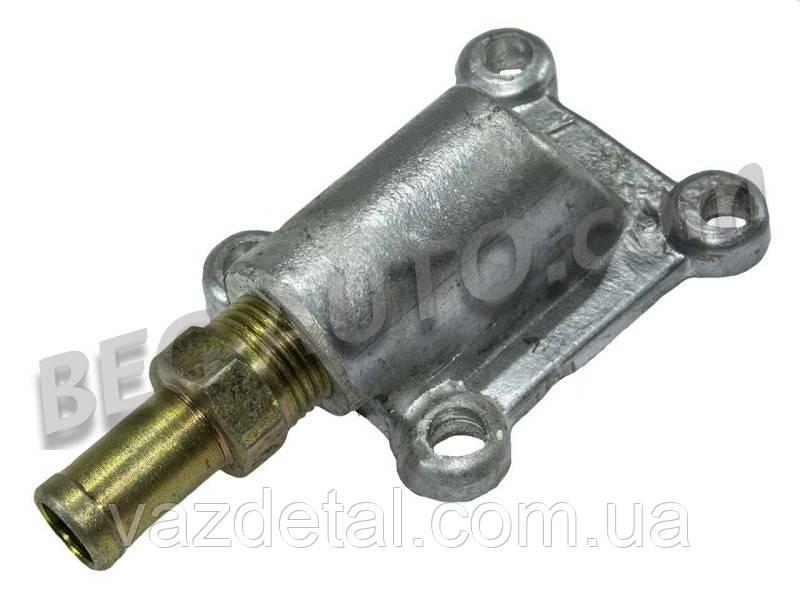 Крышка головки блока Волга газель газ (черепашка) с диркой d-16