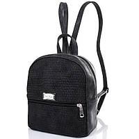 Женский черный рюкзак из кожзама ETERNO ETZG22-17-2