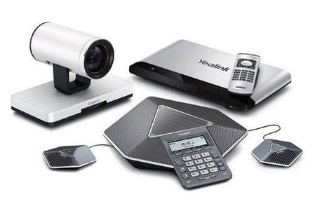 Система видеоконференций Yealink VC120-12X-Phone-8way, фото 2