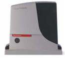 Электропривод со встроенным БУ (RUA6) для откатных ворот массой до 400 кг, скорость до 0.7 м/с