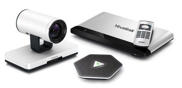 Система видеоконференций Yealink VC120-12X-VCM30-8way