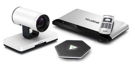 Система видеоконференций Yealink VC120-12X-VCM30-8way, фото 2