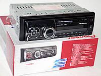 Автомагнитола пионер Pioneer 1092 съемная панель Usb+Sd+Fm+Aux, фото 5