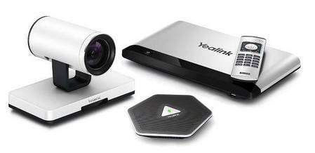 Система видеоконференций Yealink VC120-12X-VCM30, фото 2