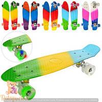 Скейтборд PEENNY BOARD, пенни борд 0746-1