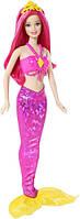 Barbie Барби русалка розовая Deluxe Fashion Mermaid Doll