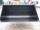 Ківш на JCB - новий зерновий ківш JCB - ціна з ПДВ! ДЕРЖКОМПЕНСАЦІЯ до 40%, фото 2