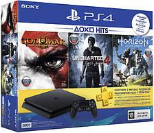Приставка PlayStation 4 Slim 500 Gb Black