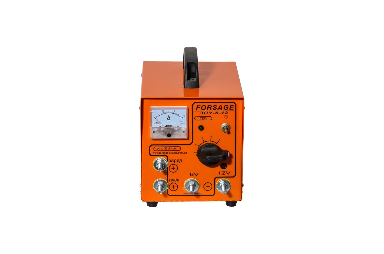 Пуско-зарядное устройство Forsage ПЗУ-200 (6-12V)