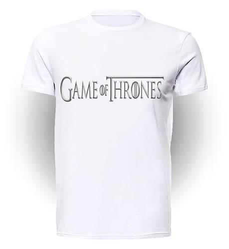 Футболка GeekLand Игра Престолов Games of Thrones GOT Logo art GT.01.101
