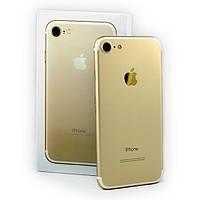 Смартфон Iphone 7 Реплика / Мобильный телефон Айфон 7 копия, внешность+меню КОПИЯ ОРИГИНАЛА 1в1 Gold