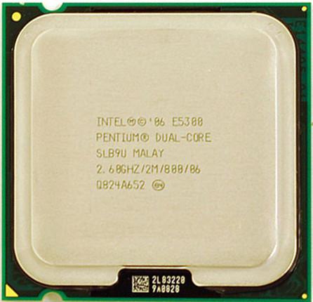 Процессор Intel Pentium E5300