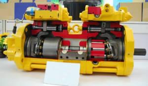 Гидравлические моторы и насосы