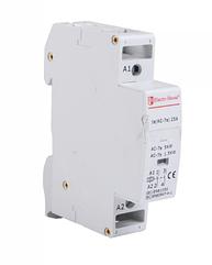 Контактор модульный Electro House 25А 230V 2 нормально открытых контакта
