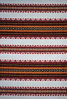 Ткань с украинской вышивкой Панночка ТДК 32 1/3, декоративка,декоративна тканина, тканини