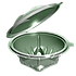Одноразовый салатник (500 мл), ПЭТ, фото 3