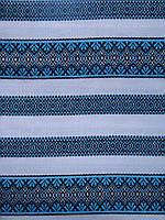 Ткань с украинской вышивкой Фанни ТДК 76 1/2, декоративка,декоративна тканина, тканини