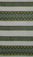 Ткань с украинской вышивкой Фанни ТДК 76 1/4, декоративка,декоративна тканина, тканини