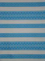 Ткань с украинской вышивкой Фанни ТДК 76 1/6, декоративка,декоративна тканина, тканини