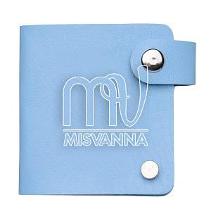 Чехол для стемпинг дисков, голубой